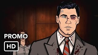 "Archer 8x06 Promo ""Waxing Gibbous"" (HD)"