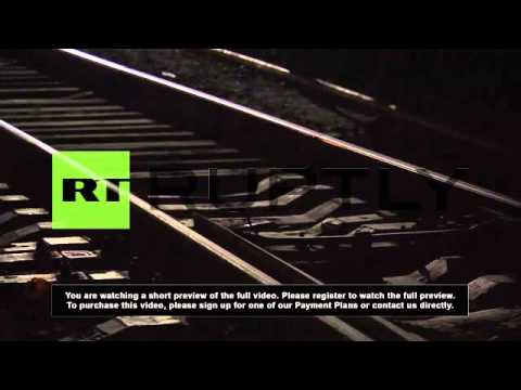 Russia: Main suspect in the Belgorod shootings found at rail station