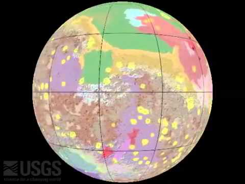 Mars' Most Detailed Geologic Map Revealed | Video