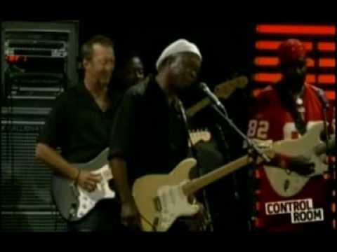 Buddy Guy&Eric Clapton - 15 - Hoochie Coochie Man - Live 2007
