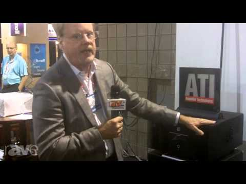 CEDIA 2013: ATI Amplifier Technologies Shows its new Amplifier