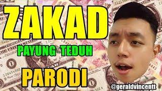 PARODY Payung Teduh - Akad (ZAKAD) | Gerald Vincent