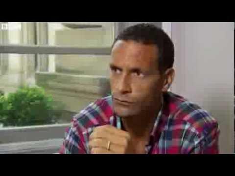 Rio Ferdinand On Moyes, Neville & Fantasy Football - Man Utd - Manchester United
