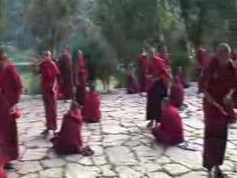 Bhutan Buddhist Debate Music Videos