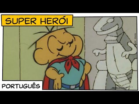 Turma da Mônica - Super-Heróis - 1988
