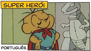 Super-Heróis (1988) | Turma da Mônica