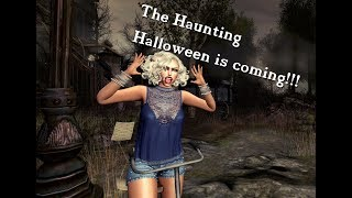 The Haunted House - Halloween is coming