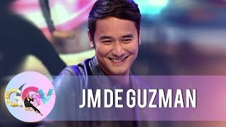 "GGV: JM plays the game of ""Lie Detector Test"" game"