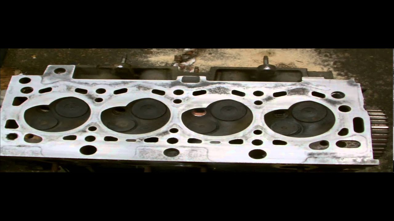 Peugeot 307 Head Gasket Replacment Part2 Youtube