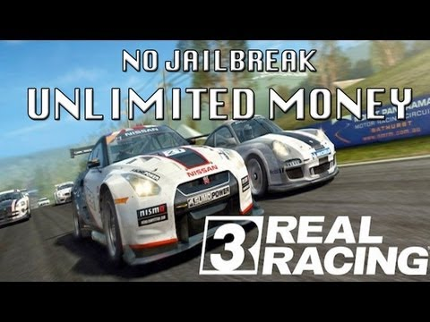 Real Racing 3 MONEY Hack for iPhone/ iPad and iPod Touch (NO JAILBREAK) *Updated
