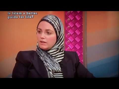 مسلمات انجليز يدافعن عن ديننا - الجزء الثاني