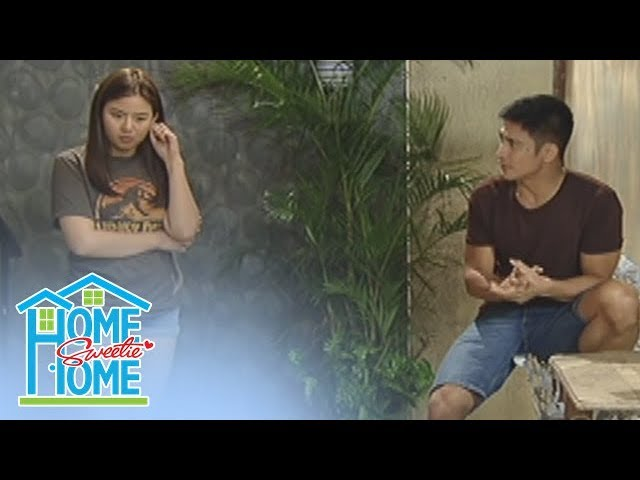 Home Sweetie Home: JP tries to stop Gigi from going to the team building