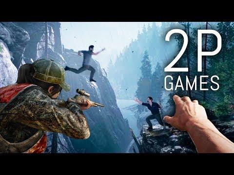 Top 10 NEW Coop Games of 2018