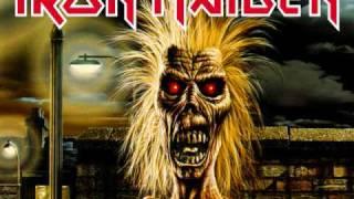 Watch Iron Maiden Burning Ambition video