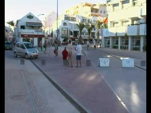 Carvoeiro Square June 2009