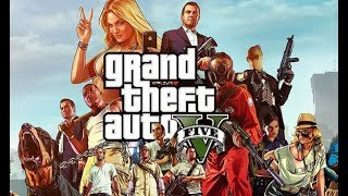 GTA 5 || Story Mode || Michael's Story Line || Episode 2 || Funny Moments and Causing Havoc