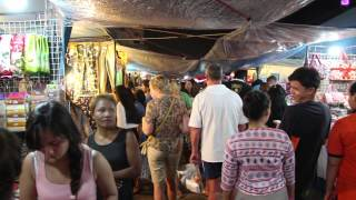 Pattaya Attractions - Thepprasit Night Market