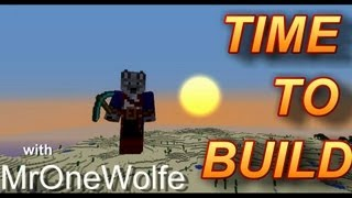 Time 2 build sunrise temple minecraft temple of time