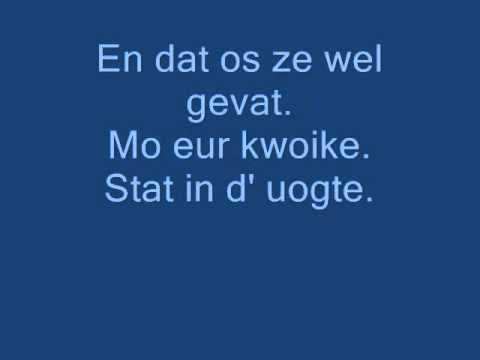 Flip Kowlier - Vredeslied