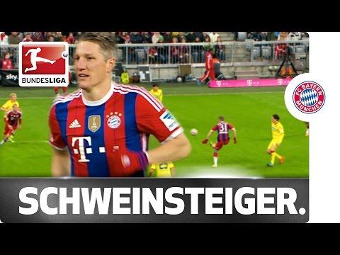 Bastian Schweinsteiger's Brilliant Comeback