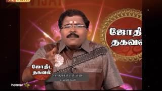 Jothida Thagaval | Episode 60