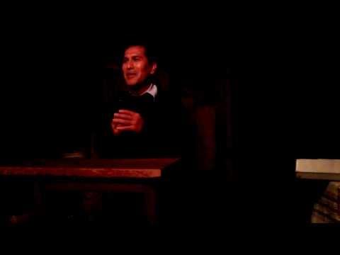 AIPJ - Rev. Donato Mijangos cantandole al Señor