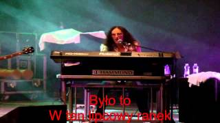 Video Ken Hensley & Live Fire 9.07.2010