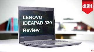 Lenovo Ideapad 330 Review | Digit.in