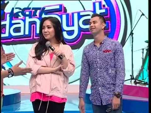 Download 10 Hari Raffi Ahmad Mengejar Cinta Gigi Nagita Slavina - Dahsyat 07 Juni 2014 Mp4 baru