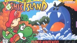 Super Mario World 2: Yoshi's Island Video Walkthrough 2/2
