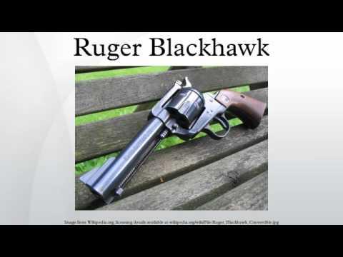Ruger Blackhawk