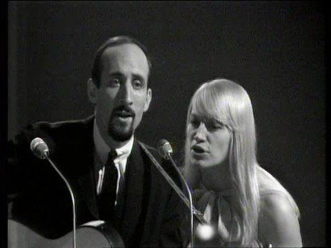 Peter, Paul & Mary - Early Mornin Rain