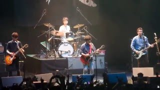 "Asian Kung - Fu Generation ""N.G.S."" Live Mexico City, El Plaza Condesa (20-Nov-2015)"