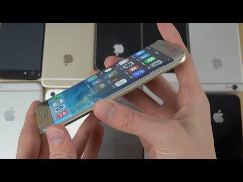iPhone 7 iOS 9 Design Idea Concept Edge Screen! Do You Want One?