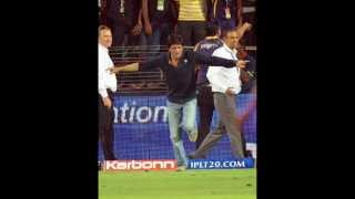 IPL Final 2012 - Shahrukh Khan Dance Winner in Kolkatta Knight Riders