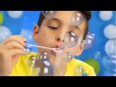 Мыльные пузыри Stack-A-Bubble - застывающие и прочные пузыри в продаже на TOY.RU