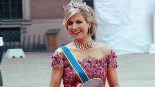 Queen Máxima: Glittering Events & Glamourous Moments