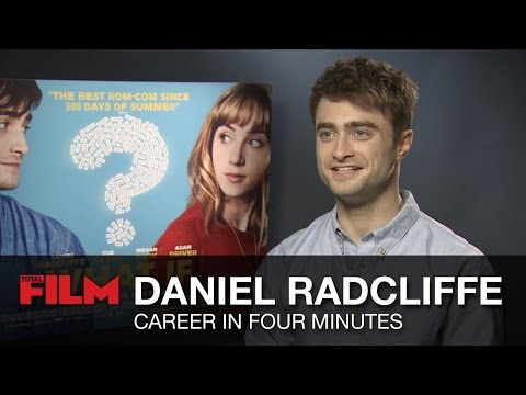 Daniel Radcliffe: Career in Four Minutes