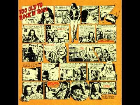 Jethro Tull - Strip Cartoon