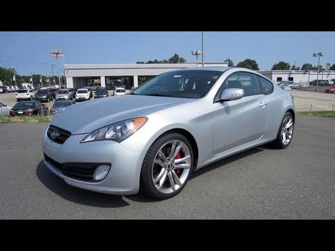 2011 hyundai genesis coupe 3 8 track start up exhaust. Black Bedroom Furniture Sets. Home Design Ideas
