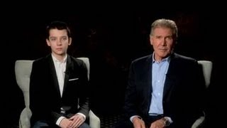 ENDER'S GAME - Trailer Announcement & Preview