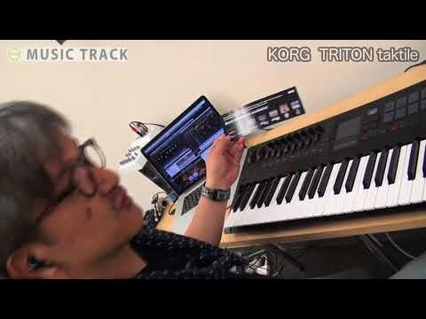 KORG TRITON Taktile Demo&Review [English Captions]