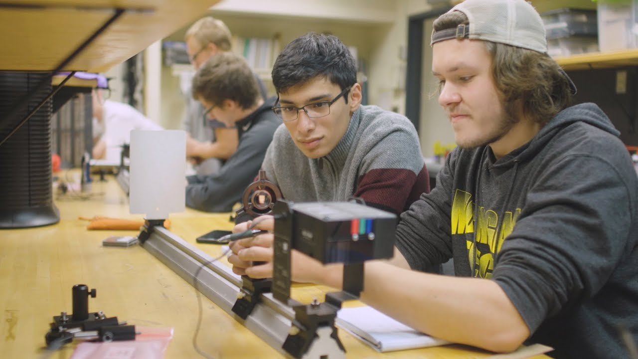 Preview image for Physics at Michigan Tech video
