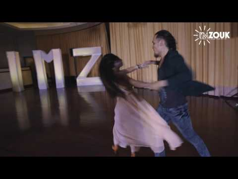 Ry'El + Jessica the Unicorn - I'm Zouk Miami Zouk Congress 2017 - Demo