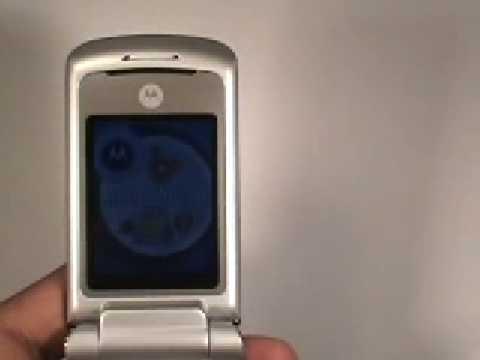 MetroPCs Motorola KRZR K1m