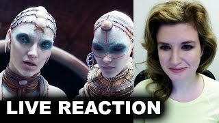 Valerian Trailer 2 REACTION