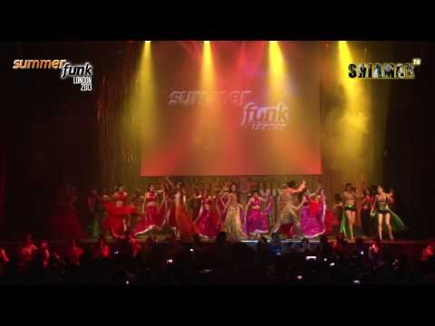 Dilliwali Girlfriend - Shiamak Summer Funk - London 2013