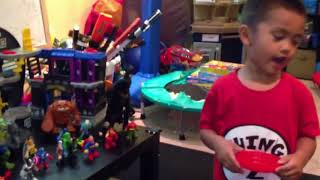 Imaginext Collection - AJs Toys - Kid Review