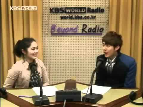 [المقابلة العربية ] ss501 Kim Hyung Jun Arabic interview - part 3