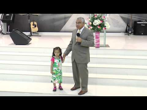 The importance of forgiveness (Rev. Samuel David Mejia)